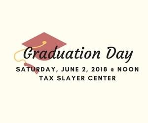 Rocky Graduation 2018 June 2