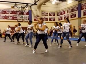 BMS Dancers Perform