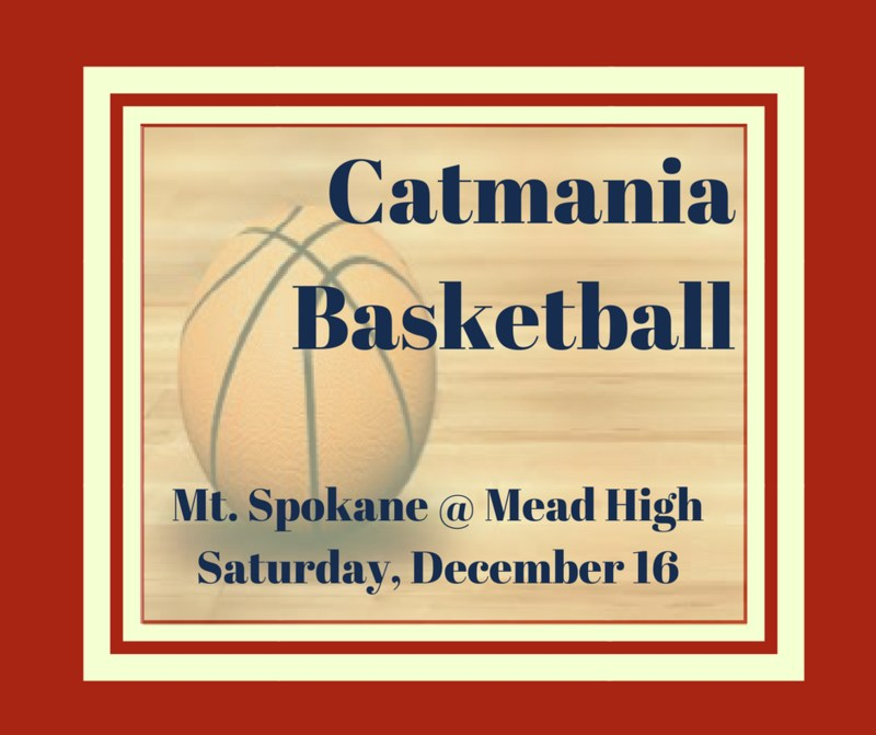 CATMANIA Basketball Saturday, December 16 Featured Photo