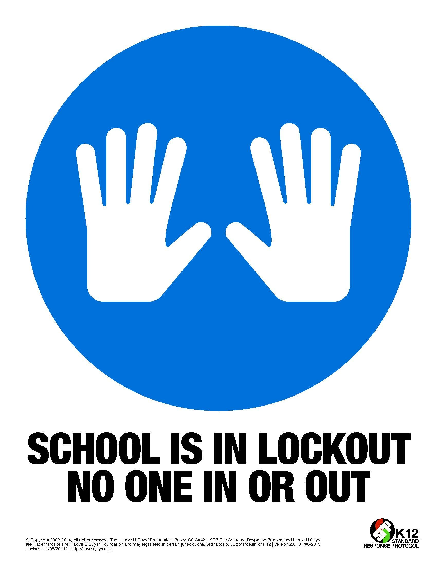 Lockout vs Lockdown – School Safety – Lancaster Independent