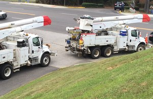 georgia power trucks