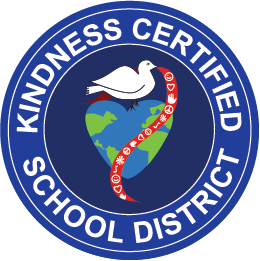 Kindness Certified School District Seal
