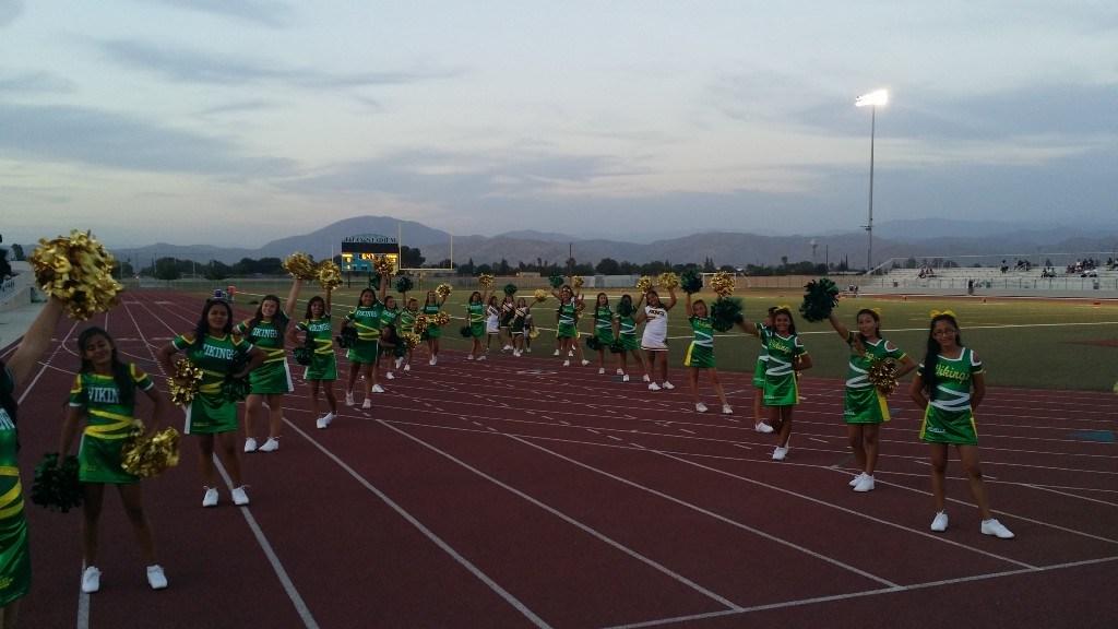 Citrus Cheer Squad in action