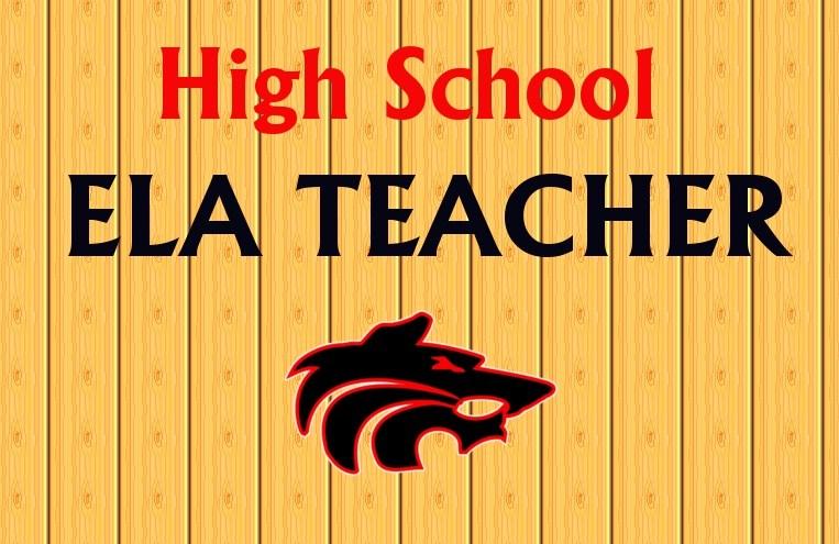 High School ELA Teacher