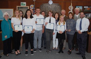 Two teams of El Segundo High School freshman engineering students won first and fourth place, respectively, in the 2017 Chevron Design Challenge regionals and one team achieved fourth place in the state finals.