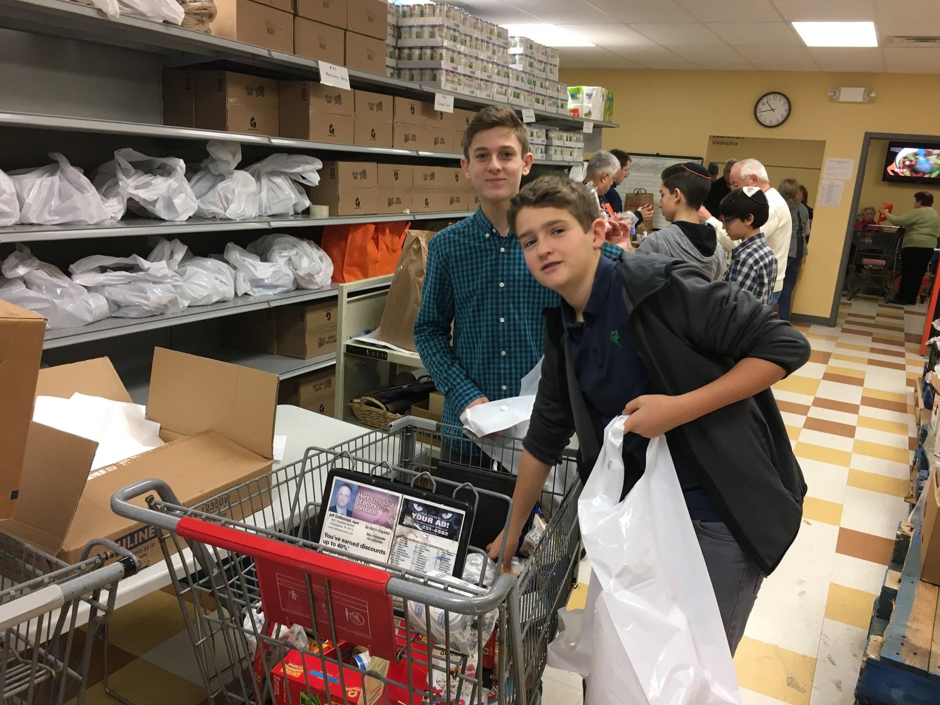 HS food bags