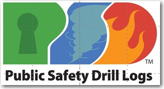 Public Safety Drill Logs Logo