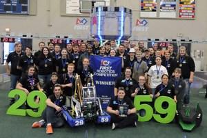 CW Tech Robotics Team Picture