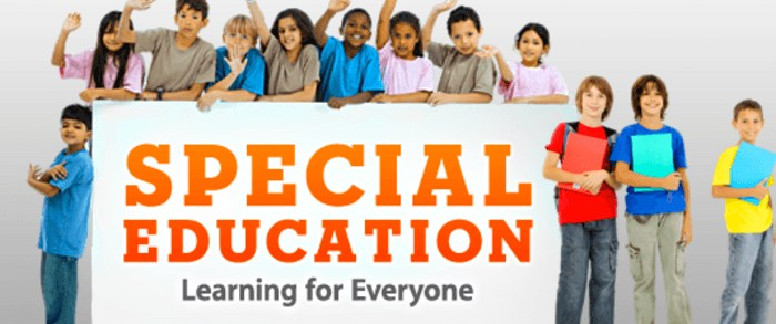 Special Education for all