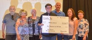 Tyler Hedstrom Memorial Scholarship Awardee