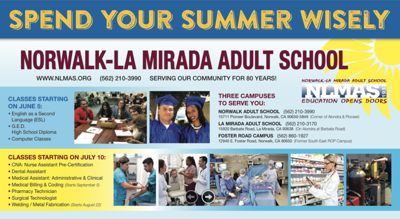 New Medical Career Classes Starting July! Featured Photo