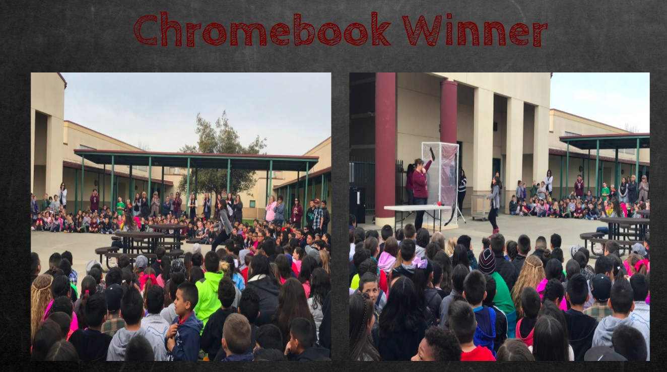 Chromebook Winner