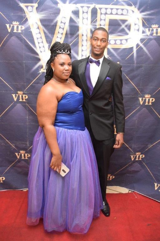 Welcome to the 2017 Invictus High School Prom