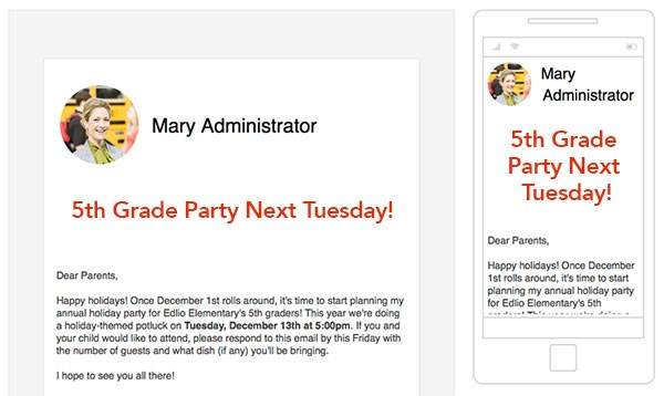 Email Sender for Teachers
