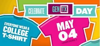genTX day May 4