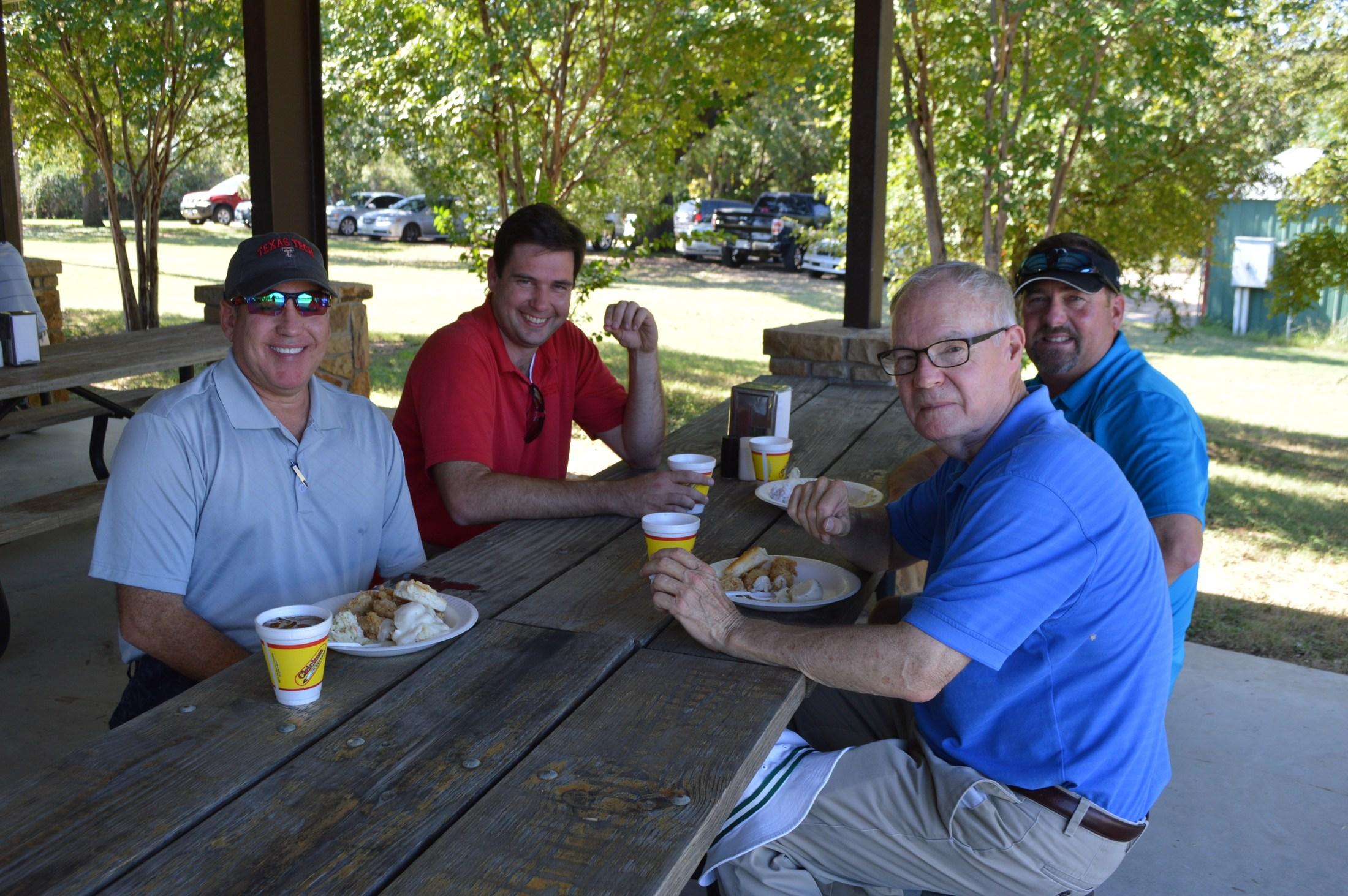 Golf Tournament: Lunch