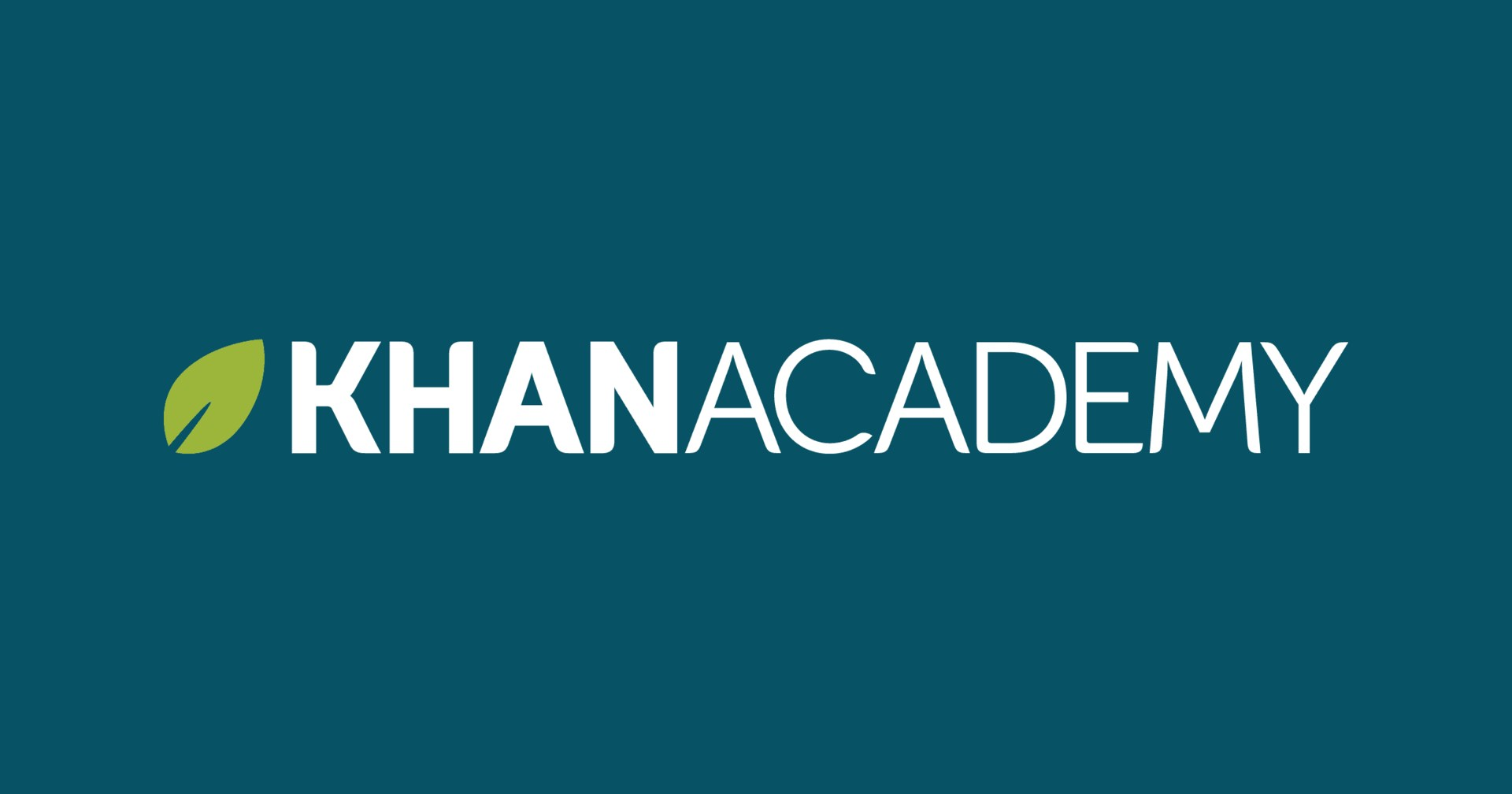 Kahn Academy Logo