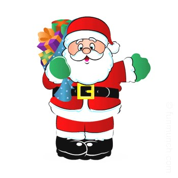 PTA Santa Claus is coming to Los Altos Library on Friday December 15th. Featured Photo