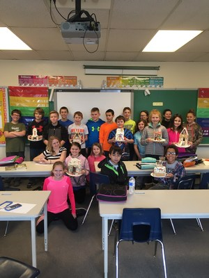 Mrs. Wagner's 6th Graders
