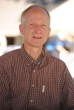 Robert Leigh Idyllwild's Teacher of the Year