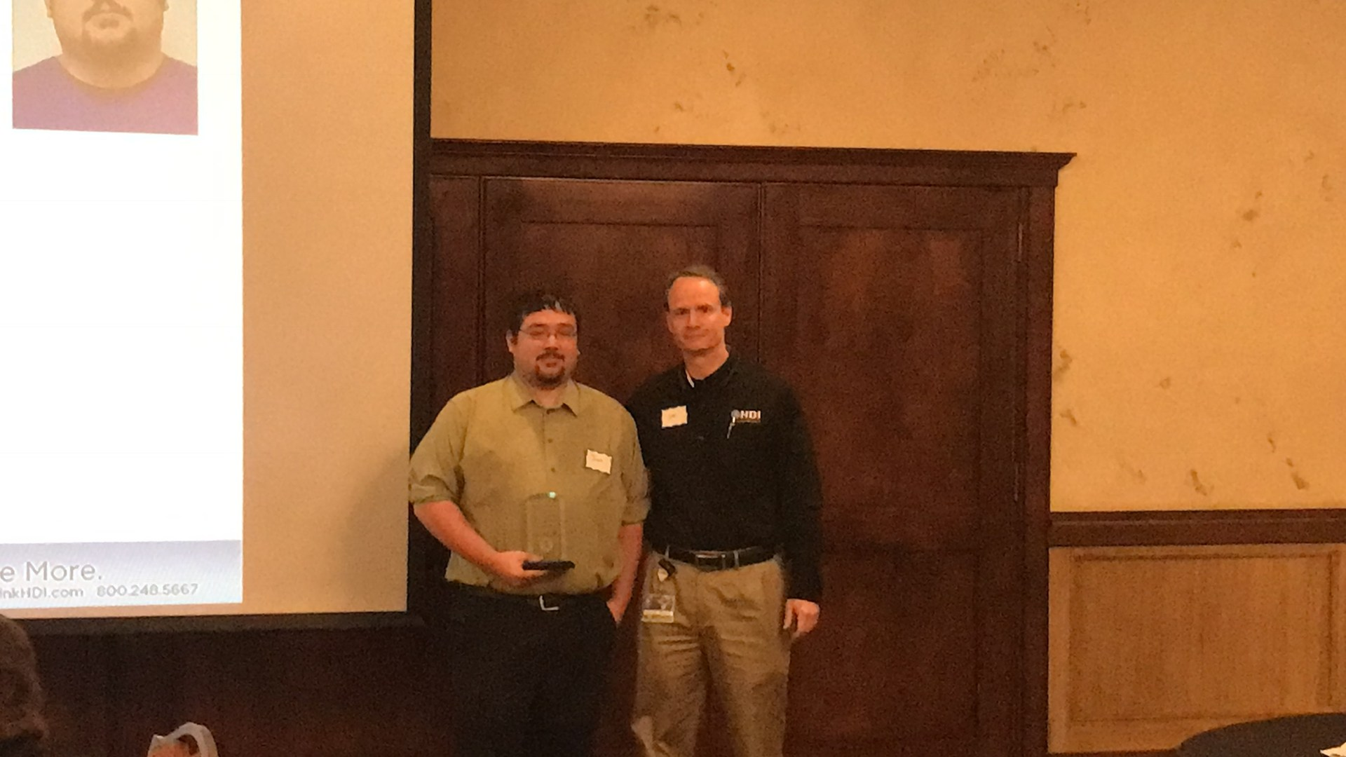 Barbee HDI Analyst of the Year