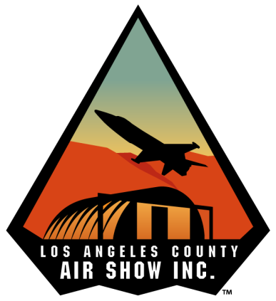 LA County Air Show Logo