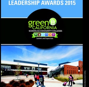 WSD  Wins a California Green Leadership Award!!!