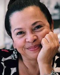 Administrative Secretary, Marlene Godinez