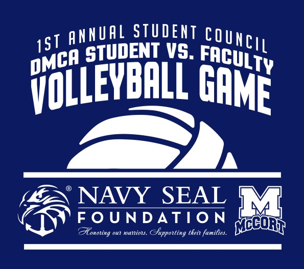 DMAC Middle School Students vs. Teachers Volleyball Game Thumbnail Image