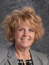 Dr. Paige Gillespie, East Principal school photo