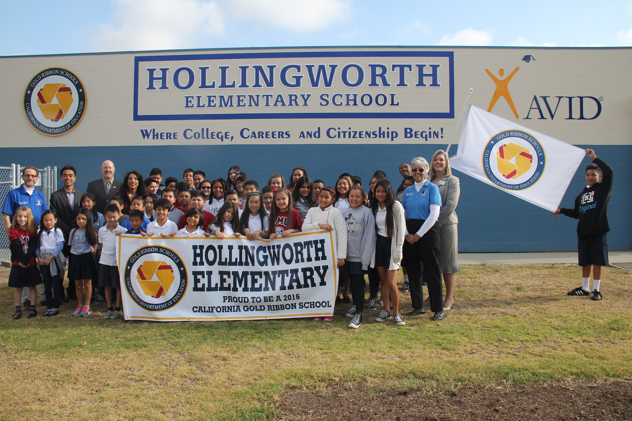 2016 california gold ribbon schools 7 elementary schools about
