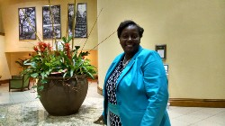 Picture of Mrs. Cynthia Hill, the assistant principal of SGA Elementary.