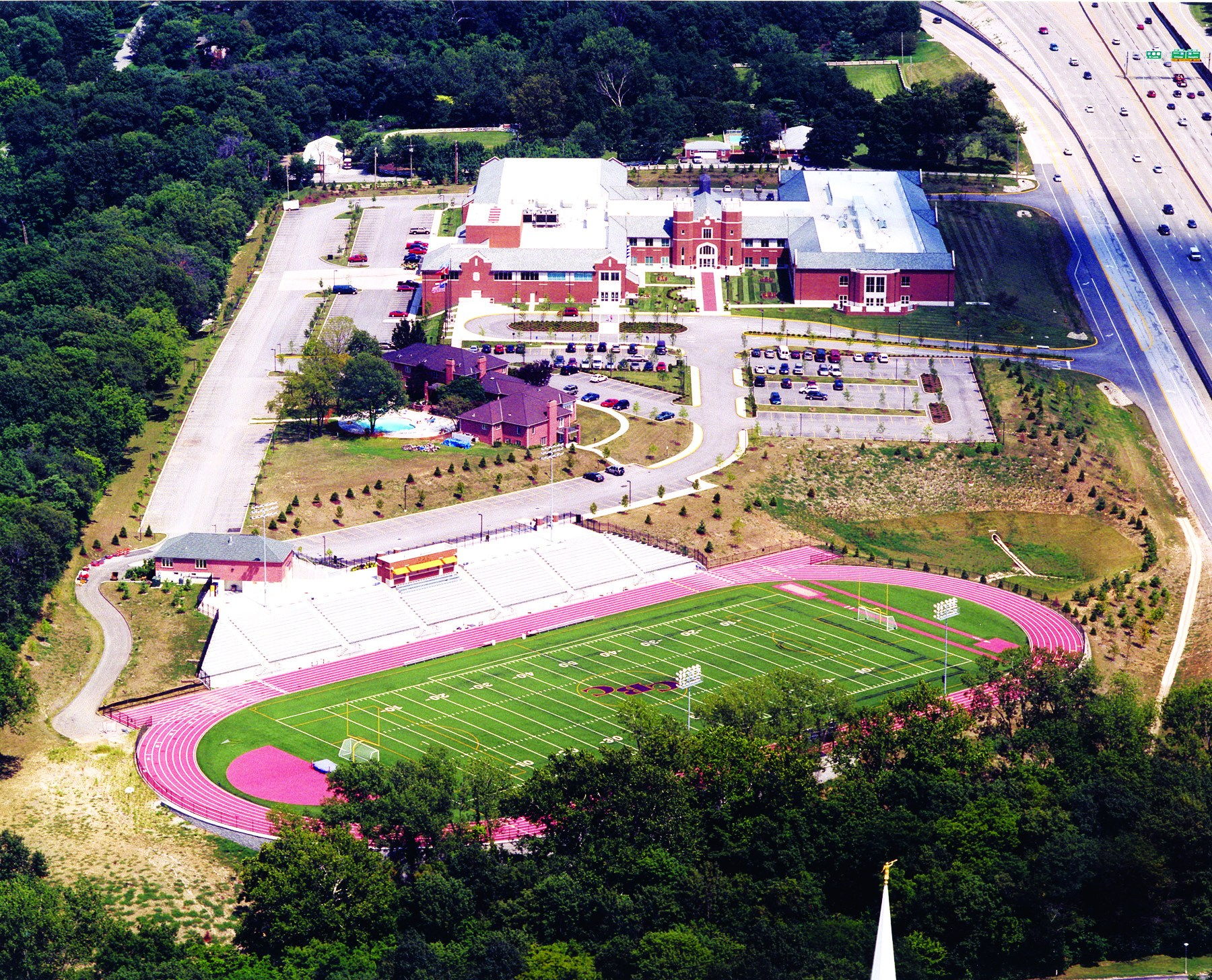 Our Campus Our Campus Christian Brothers College High School