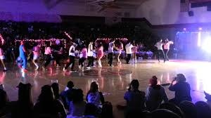 Night Rally in large gym