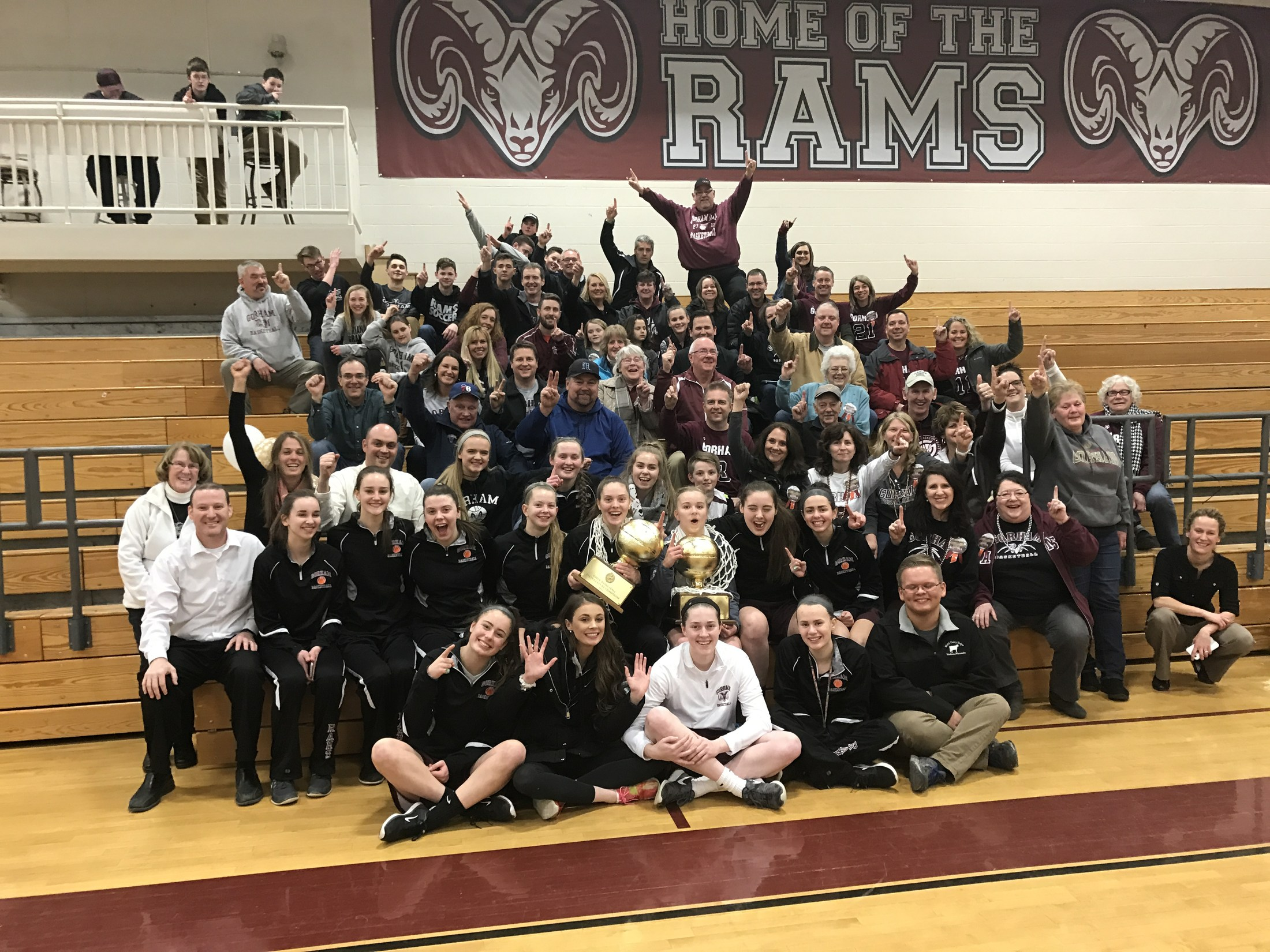 Athletics – Athletics – Gorham School District