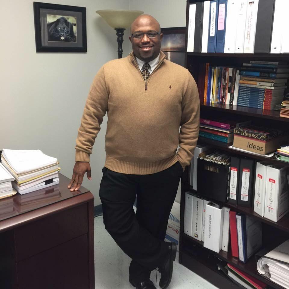 Principal Anthony Herbert