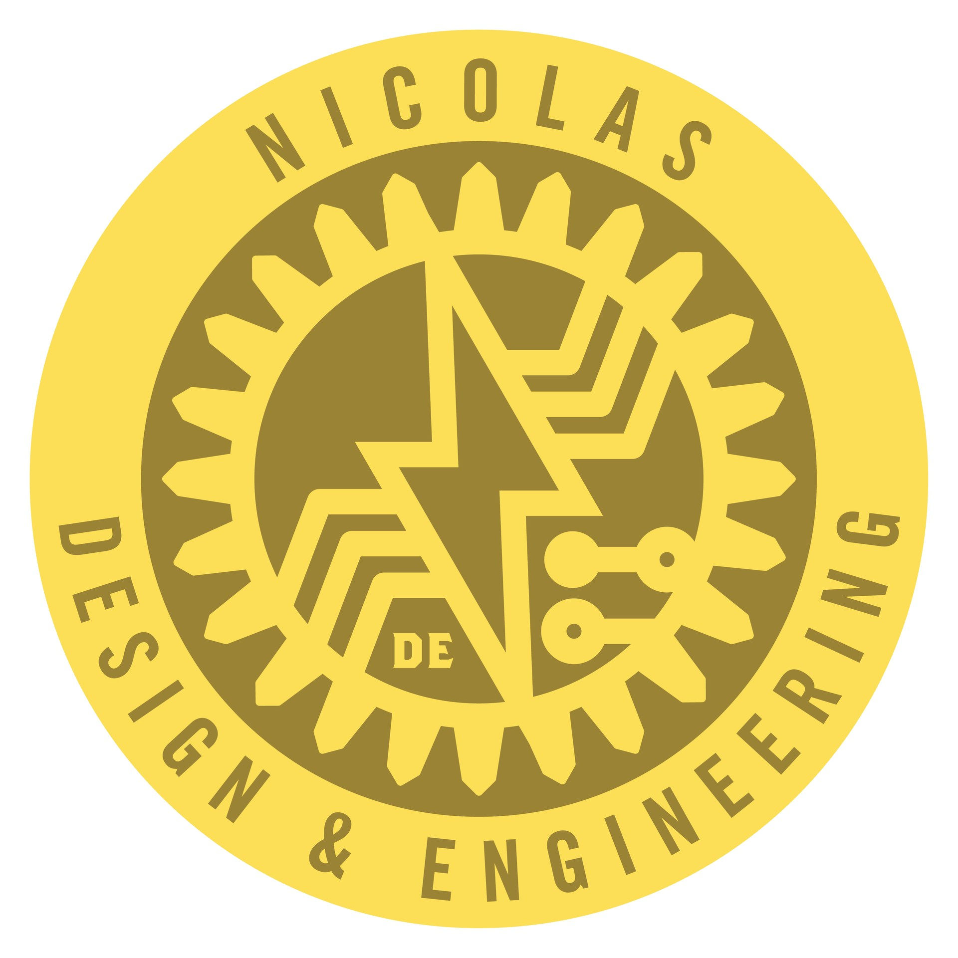 Design and Engineering Icon