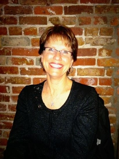 Classified Employee Annette McTighe