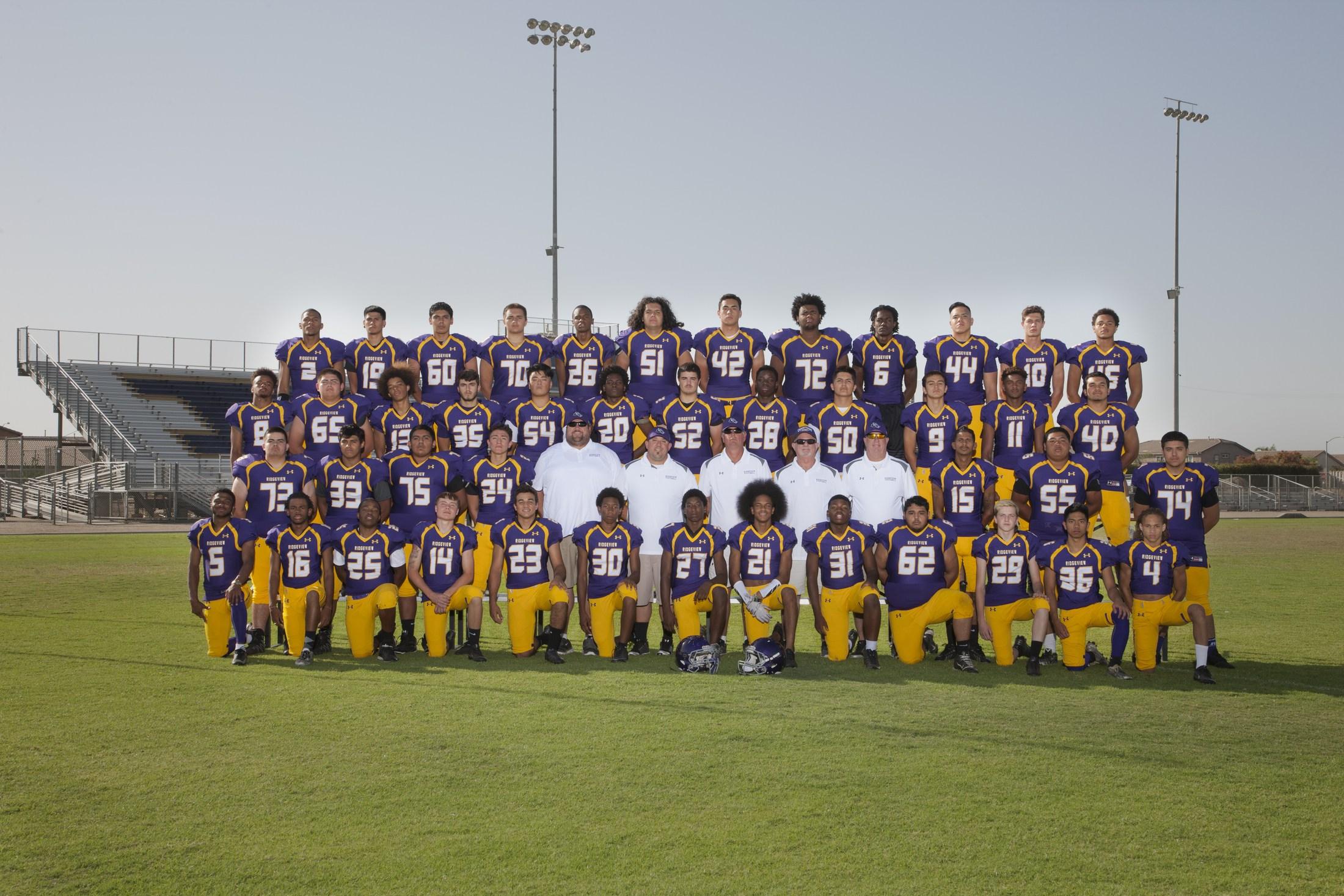 RHS Varsity Football