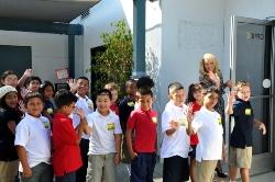 CJM Lisa Petterson - 3rd grade tour.jpg