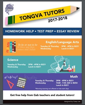 2017 18 Tonvga Tutor flyer.JPG