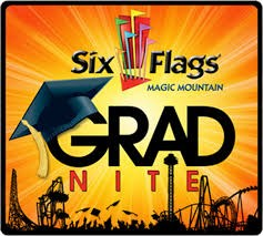 Grade Nite at Magic Mountain for the Class of 2018! Featured Photo