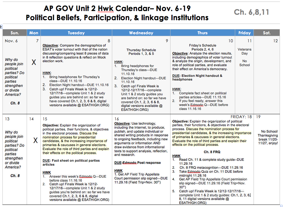 ap gov unit 5 study guide Start studying ap government and politics unit 5 study guide learn vocabulary, terms, and more with flashcards, games, and other study tools.