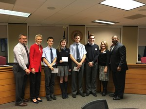 National Merit students were honored at BOT.jpg