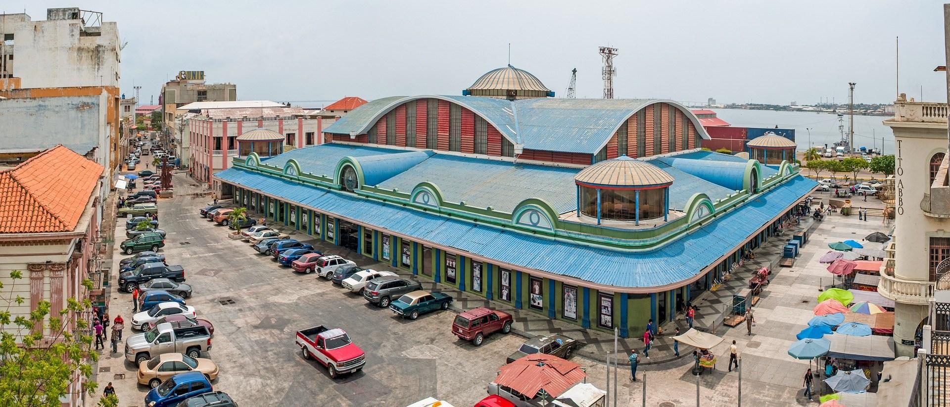Plaza Baralt Maracaibo