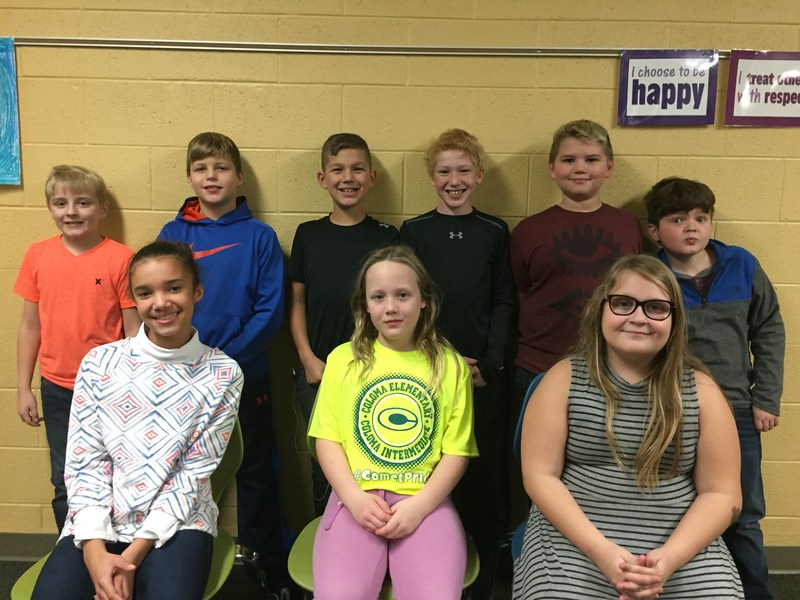 Coloma Intermediate Robotics Team