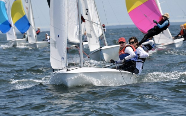 Bay Sailor Places 18th at C420 National Regattas Featured Photo