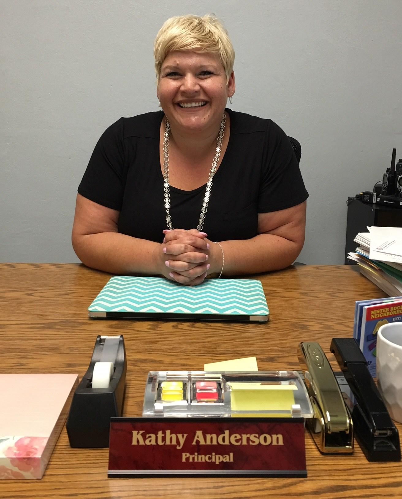 Ms. Kathy Anderson - Principal