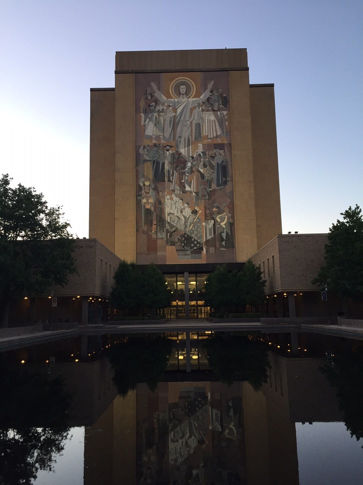 ND vision chapel