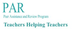 Peer Assistance & Review Logo